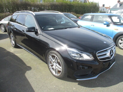 MERCEDES E350 AMG SPORT ESTATE  AUTO