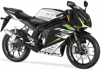 RIEJU RS3 50cc - BLACK