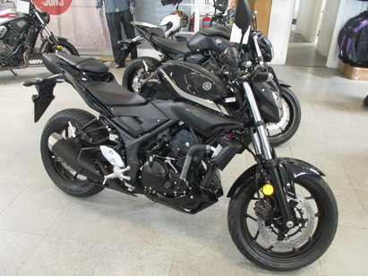 NEW YAMAHA MT03