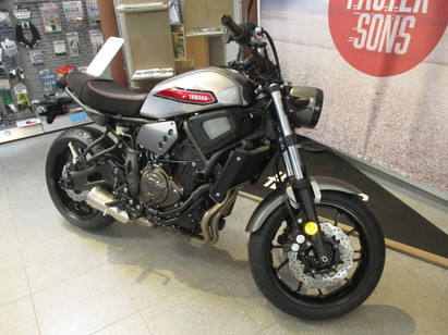 NEW YAMAHA XSR700