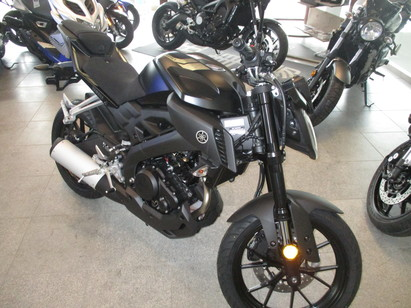 NEW YAMAHA MT125A