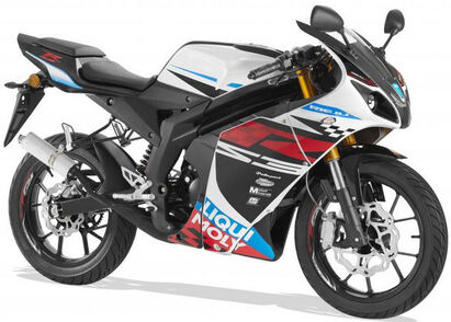 RIEJU RS3 50cc - BLUE
