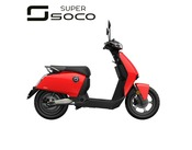 SUPER SOCO CUX ELECTRIC