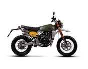 FANTIC CABALLERO SCRAMBLER  500cc RALLY EDITION