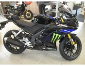 NEW YAMAHA YZF-R125