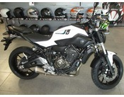 NEW YAMAHA MT07 ABS