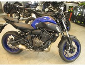 NEW YAMAHA MT07A