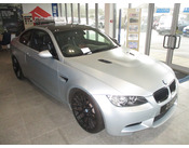 BMW M3 FROZEN SILVER EDITION