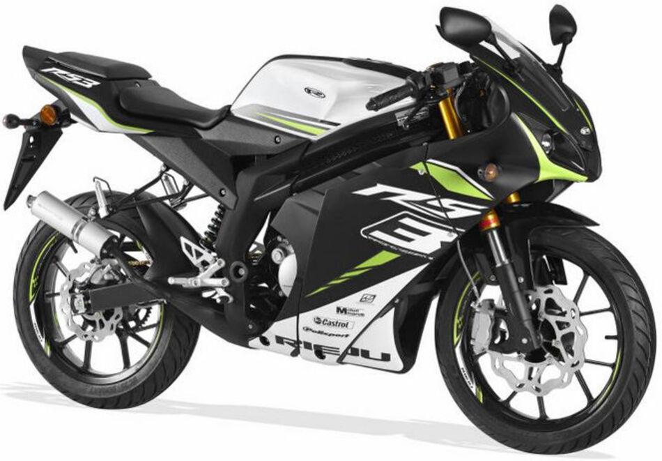 RIEJU MOTORS RS3 50cc NKD specs - 2014, 2015 - autoevolution